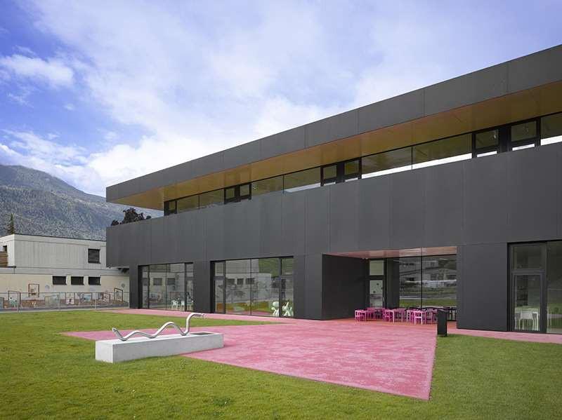 Centre scolaire Conthey