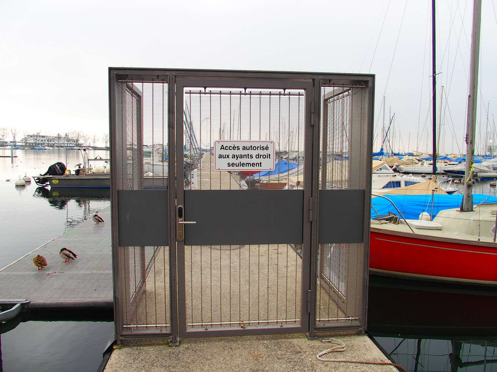 Ports d'Ouchy et de Vidy