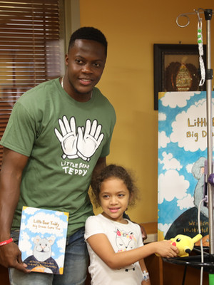 Jack Nicklaus Children's Hospital Visit