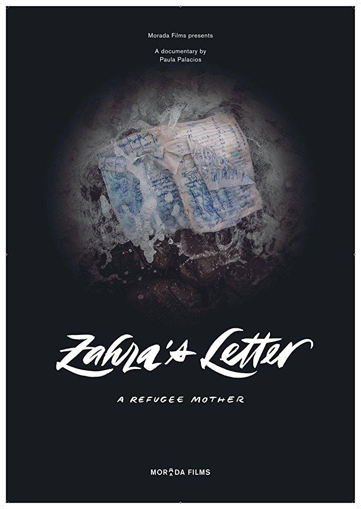 La carta de Zahra