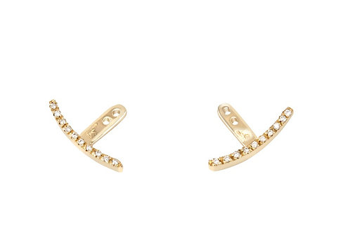 Diamond Framer Earrings
