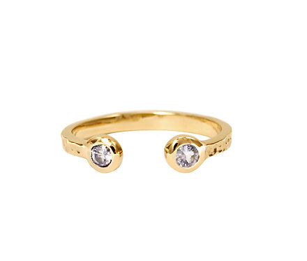Glimmer Twins Ring