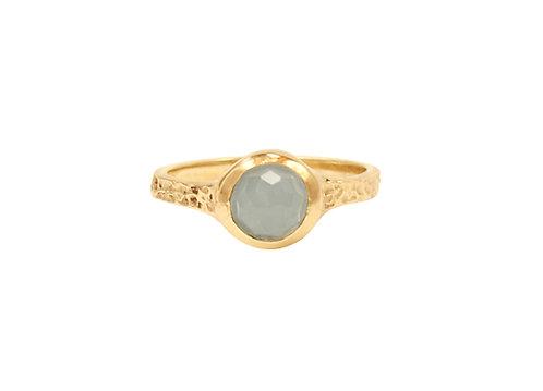 aquamarine ring, alexandrite ring, moonstone ring, labradorite ring, katherine lincoln, katherine lincoln jewelry, brooklyn
