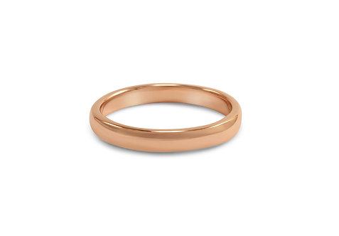 rose gold band,rose gold band,simple band,stacking ring,platinum band