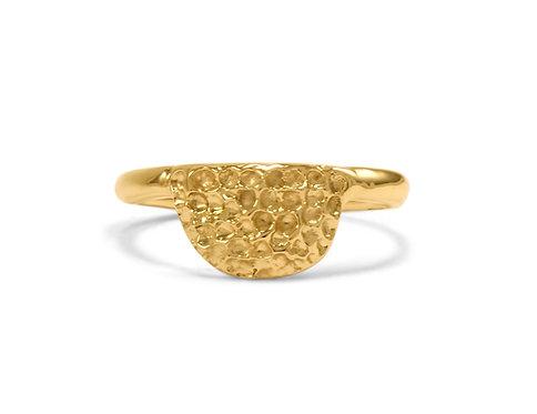Demilune Ring