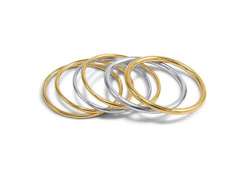 Adorn Me Delicate Rings