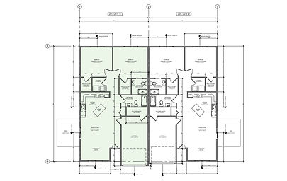 Residential House Design Engineering