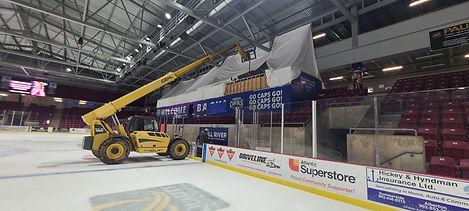 Arena Skybox Engineering