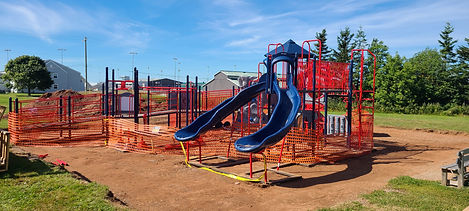 Educational Facility playground project management