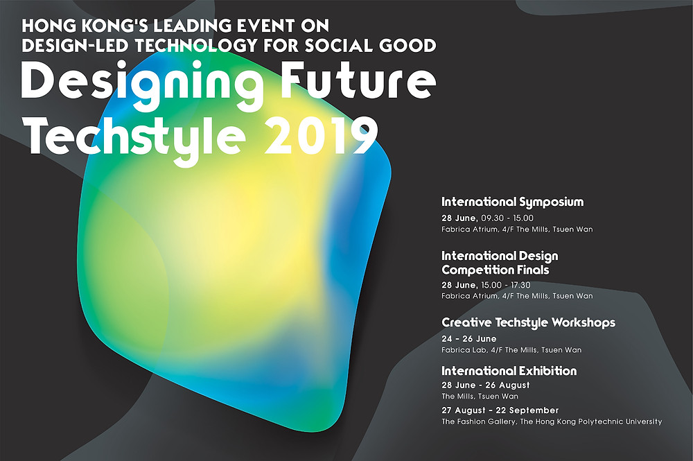 Designing Future Techstyle 2019 Poster