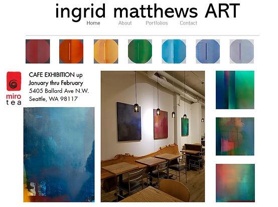 Ingrid Matthews home page.JPG