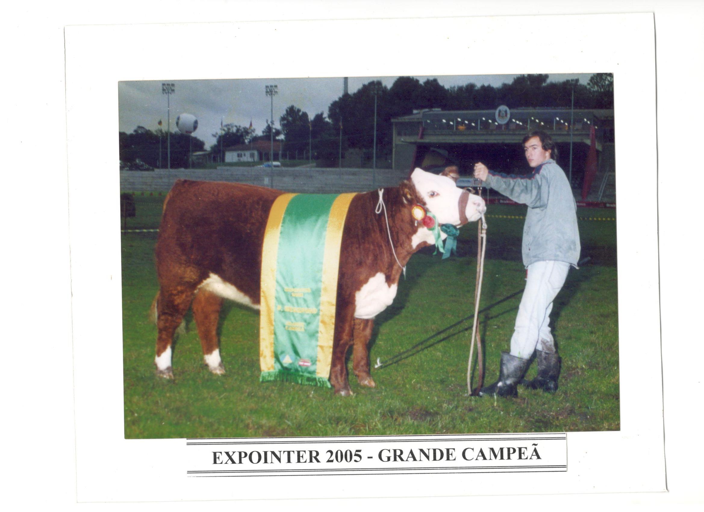 EXPOINTER_2005_-_GRANDE_CAMPEÃ