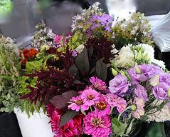 diy bucket flowers Loudoun County Farms