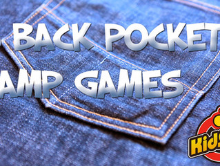 5 Back Pocket Camp Games