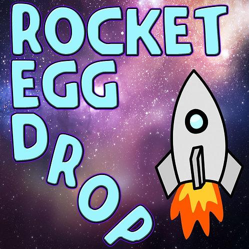 Rocket Egg Drop