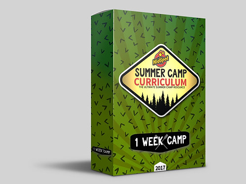 Camp KidSpot - 1 Session