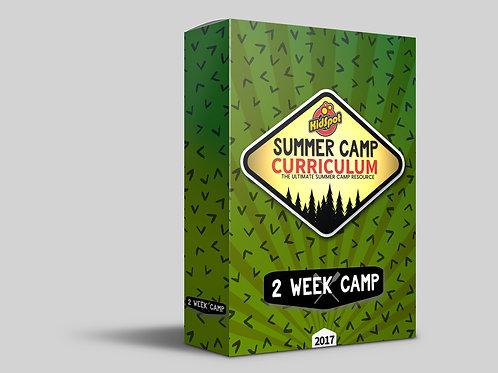 Camp Kidspot - 2 Sessions