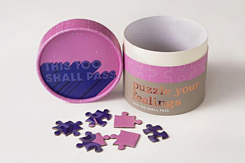 THIS TOO SHALL PASS MINI PUZZLE