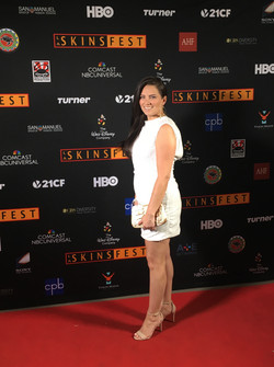 L.A Skins Film Fest Red Carpet