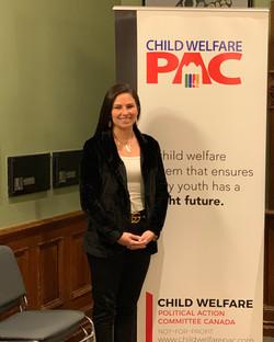 Child Welfare PAC Lobby Day '19