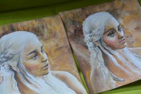 Daenerys: hiperrealizm vs semirealizm