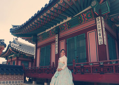 Tradycyjny koreański strój