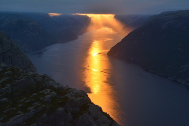 Prekistolen, Norway VIII.'17