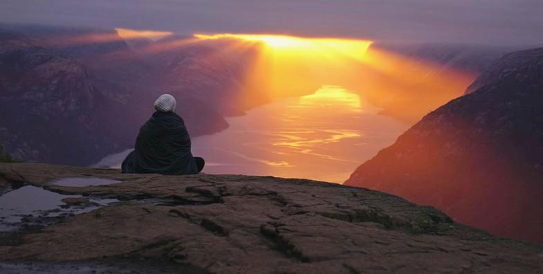 Pulpit Rock, Norwegia VIII.'17
