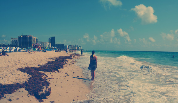 Soutch Beach, Miami Beach, IV.'17