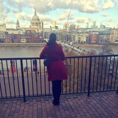 Tate Modern, London XI.'17