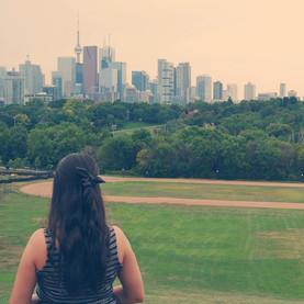 Pierwszy przystanek - Toronto