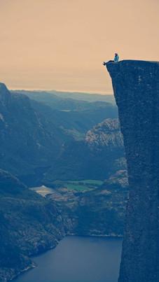 Pulpit Rock, Norway VIII.'17