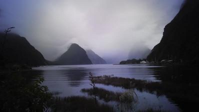 Podobno Milford Sound to najpiękniejsze
