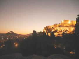 Świt nad Akropolem!