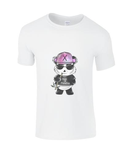 Simple Hai x Panda T-Shirt