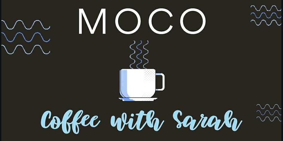 Coffee with Sarah