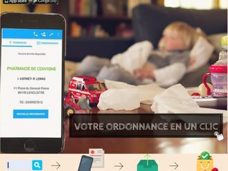 Click and Collect à la Pharmacie de l'Envigne