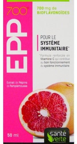 EPP 700 santé verte complexe d'actif immunité