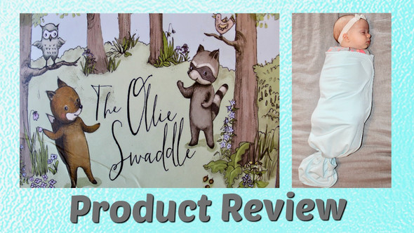 Must-Have Baby Item: The Ollie Swaddle