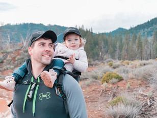 OUR EXPEDITION TODDLER CARRIER BACKPACK
