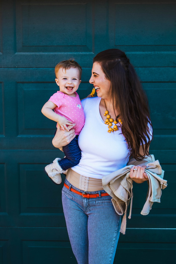 Bellefit Postpartum Corset