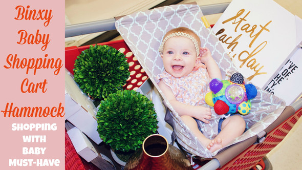 What is the Binxy Baby Shopping Hammock? | Mom Hacks