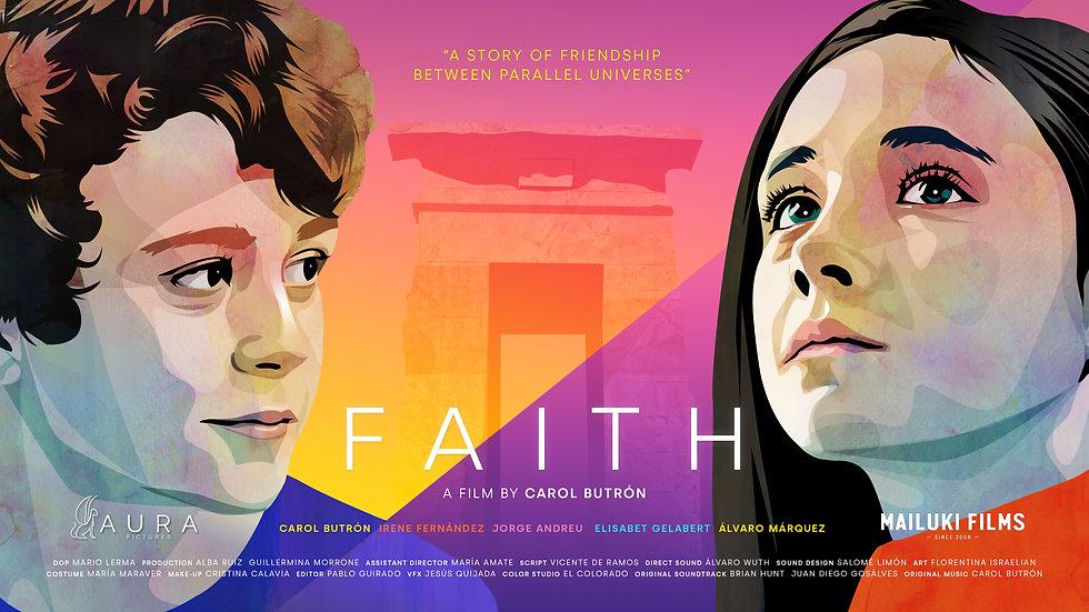 Faith ilustrado horizontal-Carol Butón.