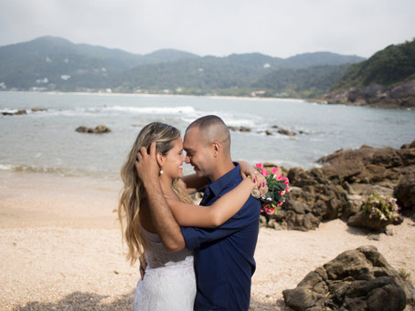 Elopement Wedding - Casamento a Dois