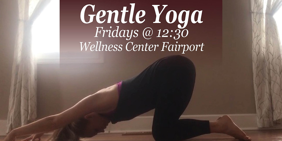 Gentle Yoga with Michelle Gipner