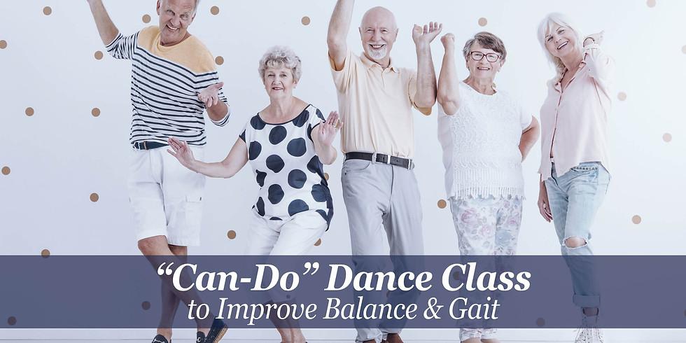 """""""Can-Do"""" Dance Class"""