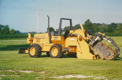 Conveyor Attachment For Trencher