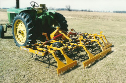 12 ft Cultivator