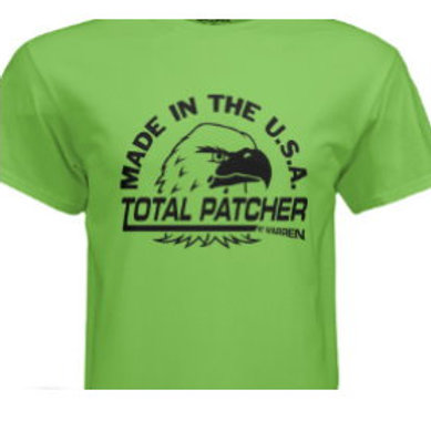 Road Crew Safety Green T