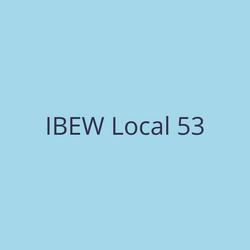 IBEW Local 53